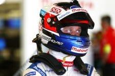 Felix Rosenqvist, Mahindra Formula E