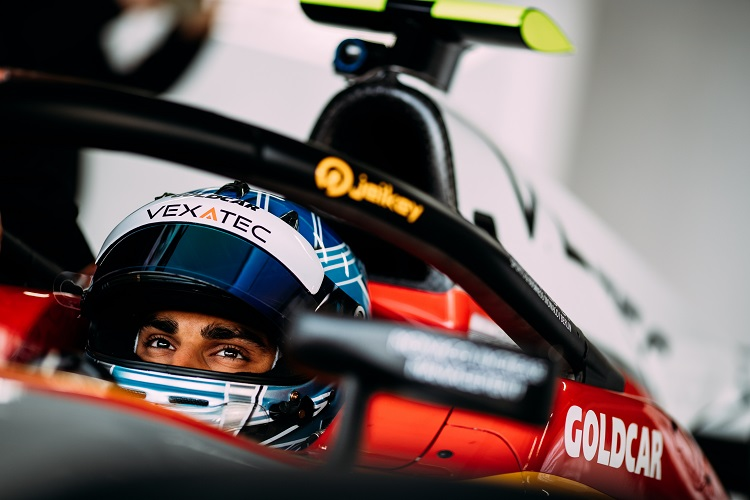 Roy Nissany will race for Campos Racing in 2018