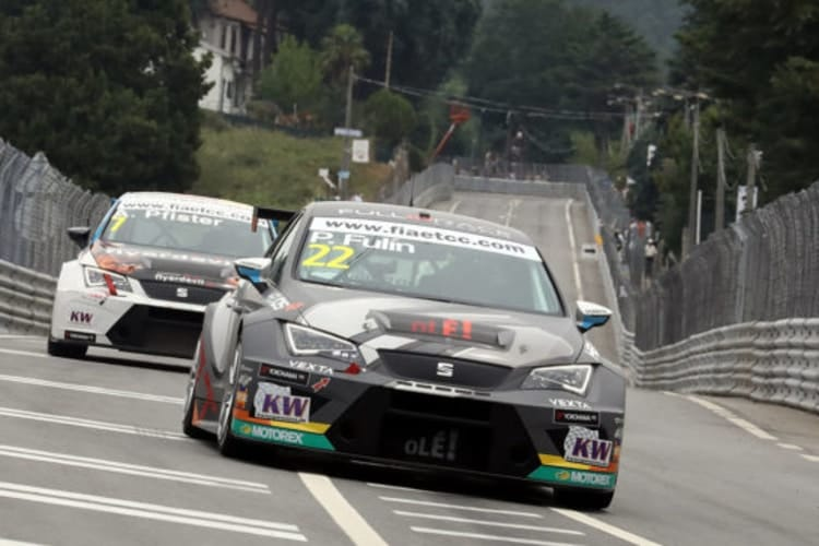Fulin at Villa Real, ETCC Race in Campos SEAT Leon