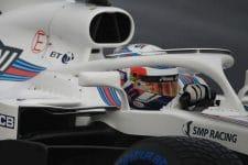 Sergey Sirotkin hopes for a drier second test next week