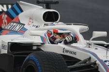 Sergey Sirotkin arrives at Williams with the full backing of Martini