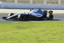 Sergey Sirotkin completed 105 laps on Friday