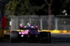 Neither Force India driver made it into Q3