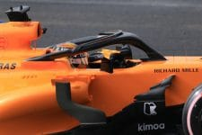 McLaren enjoyed a reliable day in Spain