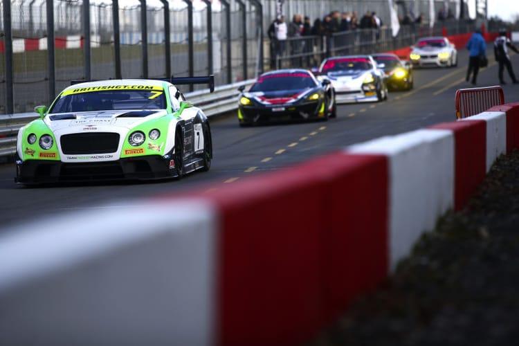 Team Parker Racing - Donington - British GT
