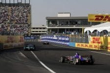 Tom Blomqvist, Andretti FE, Mexico City ePrix