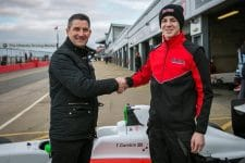 Tom Gamble / Fortec / BRDC British F3