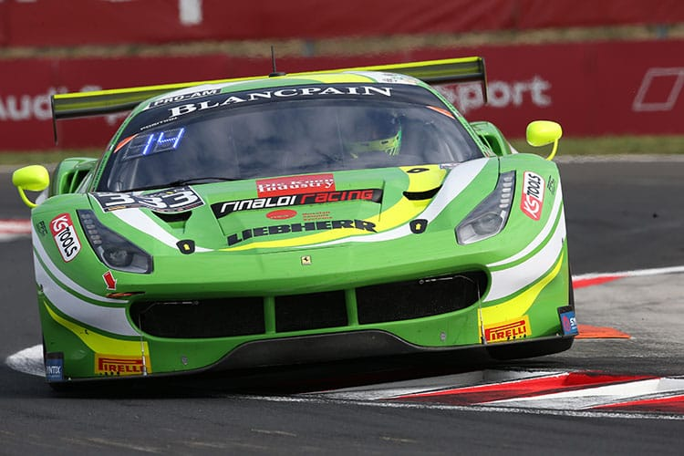 Rinaldi Racing targeting Blancpain Endurance Cup Pro-Am Title in 2018 - The Checkered Flag