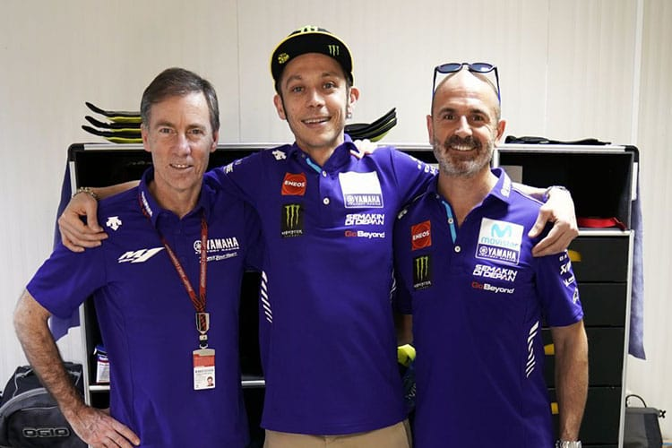 Valentino Rossi: The balance in MotoGP is incredible
