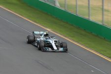 Valtteri Bottas could only finish eighth on Sunday