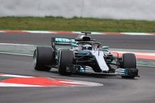 Valtteri Bottas was sixth fastest on the final day of testing