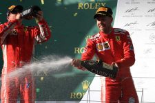 Sebastien Vettel - Scuderia Ferrari - 2018 Australian Grand Prix