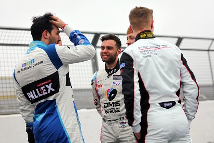 Porsche Carrera Cup Media Day 2018 - Zamparelli