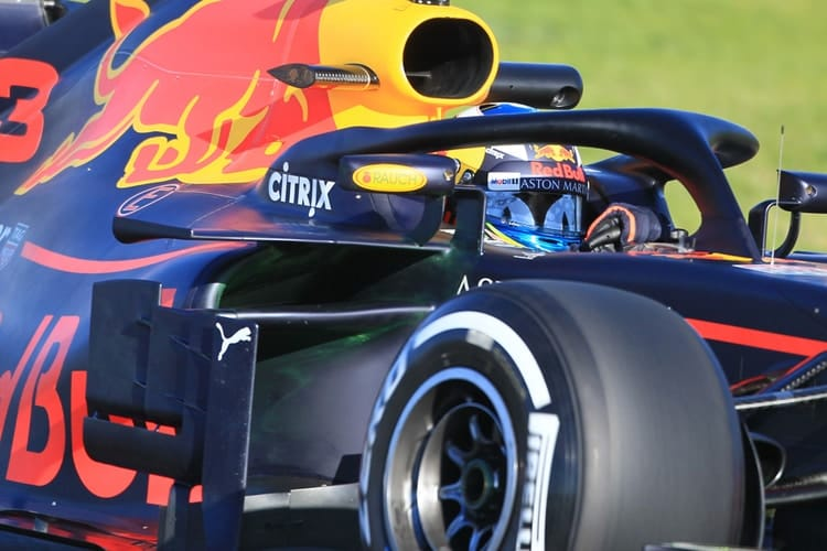 Ricciardo puts Red Bull top on Day 2 in Spain