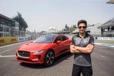 Jaguar i-Pace - Mitch Evans