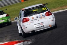 Toby Davis - Snetterton - VW Cup (JEP)