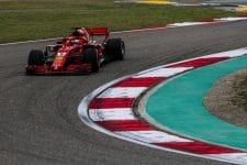 Sebastian Vettel - Qualifying - China 2018