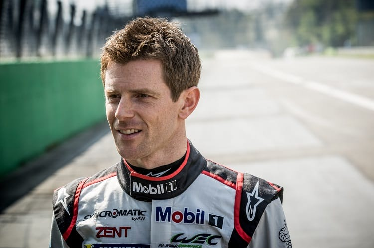 Anthony Davidson will join DragonSpeed LMP2 team after the 2018 24 Hours of Le Mans