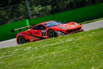 Alessandro Pier Guidi/Michael Broniszewski - Kessel Racing