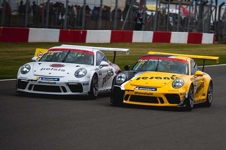 Porsche Carrera Cup GB
