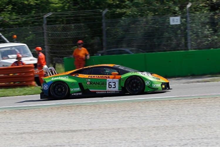 Grasser Racing Lamborghini Huracan GT3