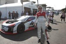 Audi e-tron Alejandro Agag