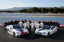 BMW focused on race simulation during the WEC Prologue where they completed 5,075 km of testing.