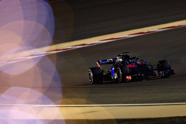 Pierre Gasly praises 'amazing' Toro Rosso-Honda partnership after Q3 heroics