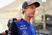 Brendon Hartley is aiming for points in China