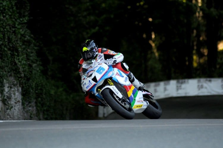 Bruce Anstey to miss 2018 Road Racing Season