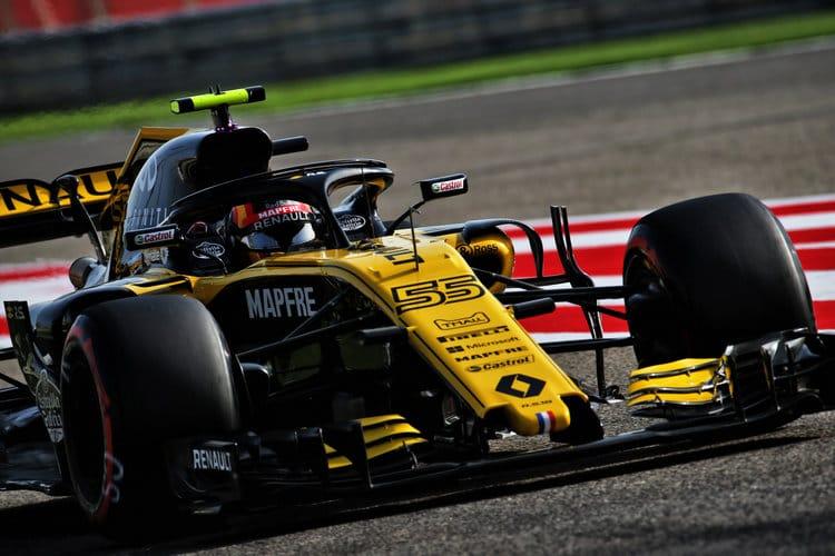 Carlos Sainz Jr. will start tenth in Bahrain