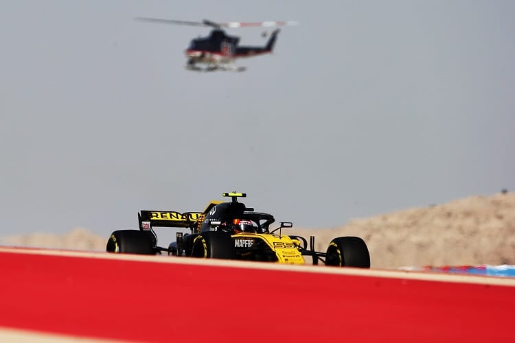 Renault struggled for performance in Q3