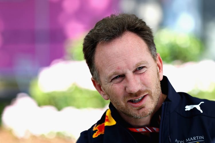 Christian Horner has called on Renault to do more to improve their power unit