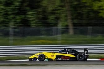 Christian Lundgaard - MP Motorsport