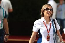 Claire Williams is positive about Liberty Media's plans for Formula 1