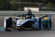 Daniel Abt, Audi e-tron FE05, Calafat test