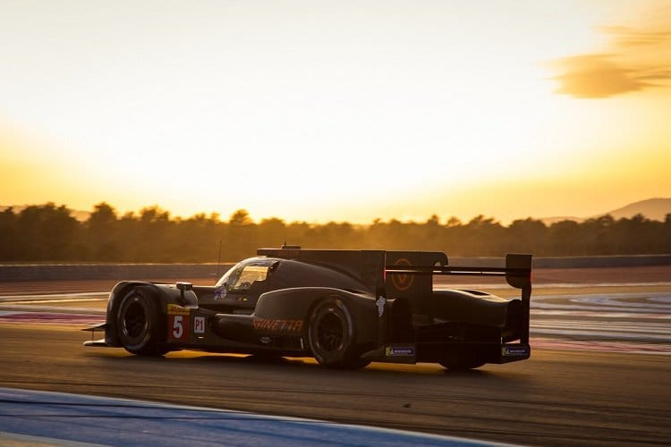 CEFC TRSM are happy with the LMP1 Ginettas that have been provided for them this season, having ran two successful tests during the Prologue