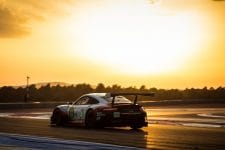 Porsche took a one-two in both LM GTE Pro and Am at the end of the 30-hour WEC test.