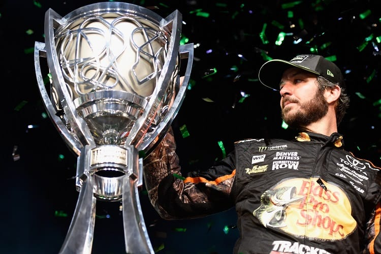 Checkered Flag VW >> Monster Energy to extend NASCAR Cup title sponsorship ...