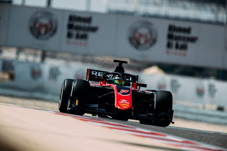 Jack Aitken will race for ART Grand Prix again in 2018