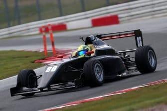 Jordan Cane - Oulton Park - BRDC F3