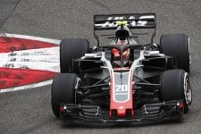 Kevin Magnussen ended seventh in both Friday sessions