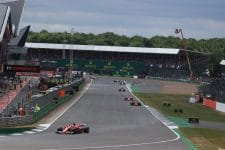 Silverstone has been completely re-laid this year