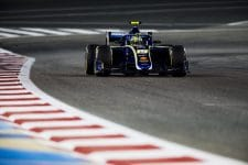 Lando Norris took pole position in Bahrain