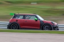 Lewis Brown - AReeve Motorsport - Oulton Park - MINI Challenge JCW