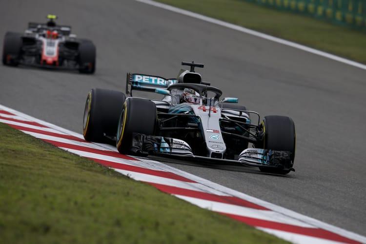 Lewis Hamilton - Mercedes AMG Petronas Motrosport