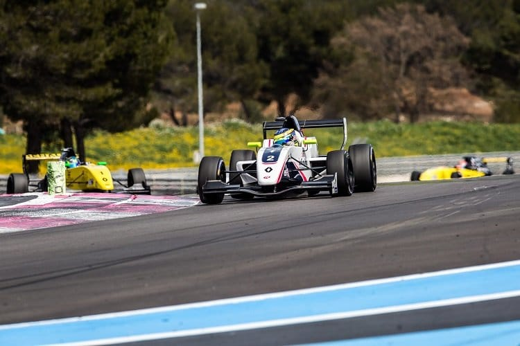 Sargeant Secures Maiden Eurocup Win In Paul Ricard Opener