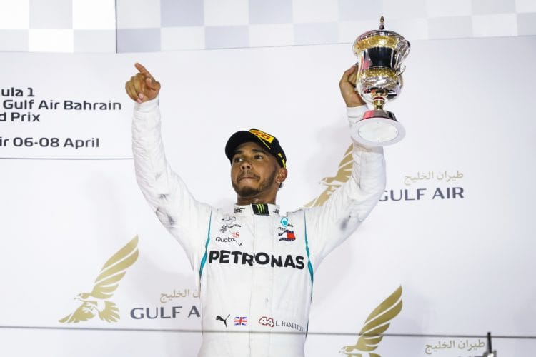 Hamilton's thoughts 'already' on title race