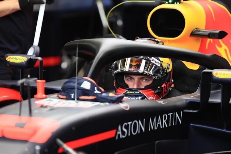 Aston Martin partner Red Bull in 2018