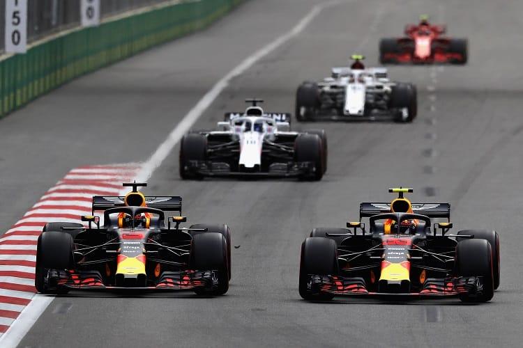 Hertfordshire's Lewis Hamilton in Azerbaijan Grand Prix practice